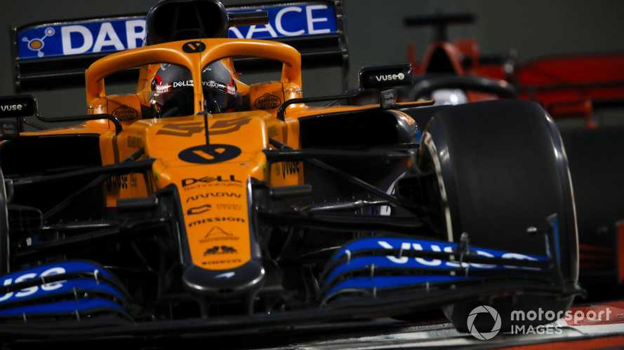 McLaren can be 'a force to be reckoned with' in F1 - Sainz