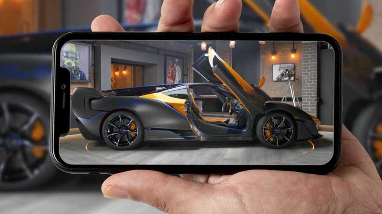 McLaren Sabre si svela in un video più unico che raro