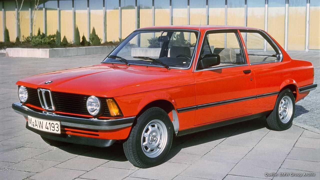 BMW 315 (E21)