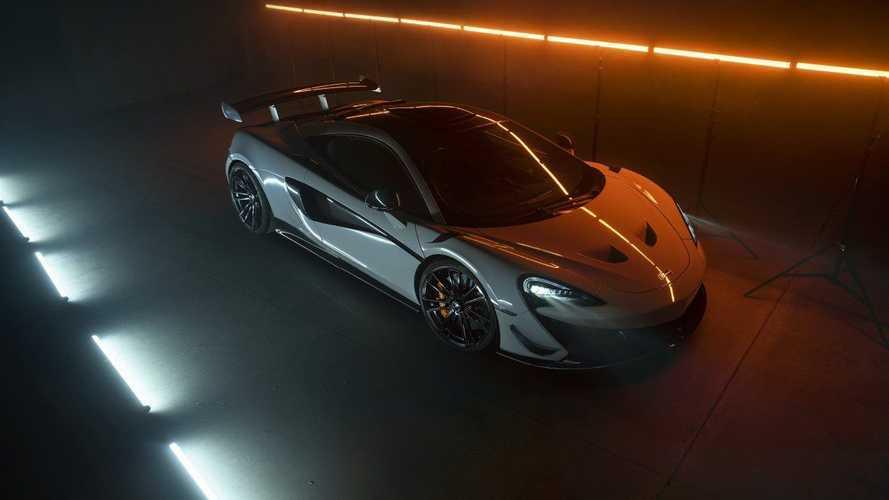 El McLaren 620R de Novitec alcanza hasta 711 CV de potencia