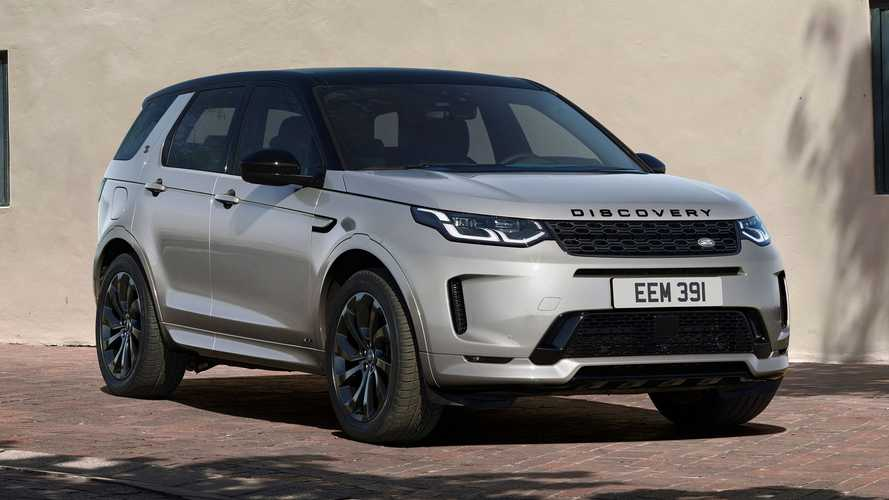 2021 Land Rover Discovery Sport Gets Big Tech Update, Loses Base Model