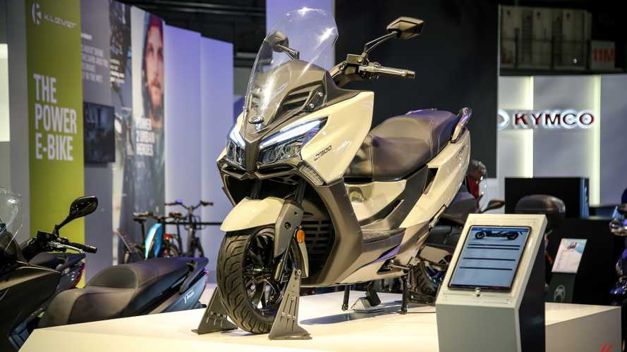 Kymco Launches Two New Maxi-Scooters In The Philippines