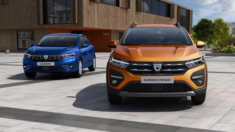 Dacia Sandero és Sandero Stepway (2020)