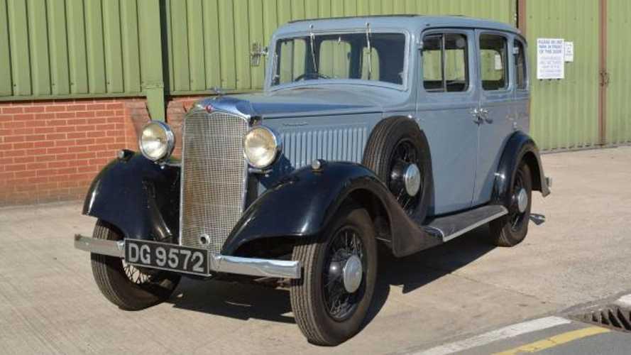 Vauxhall mette all'asta alcuni storici modelli... in eccedenza
