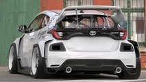 Toyota GR Yaris de Rocket Bunny