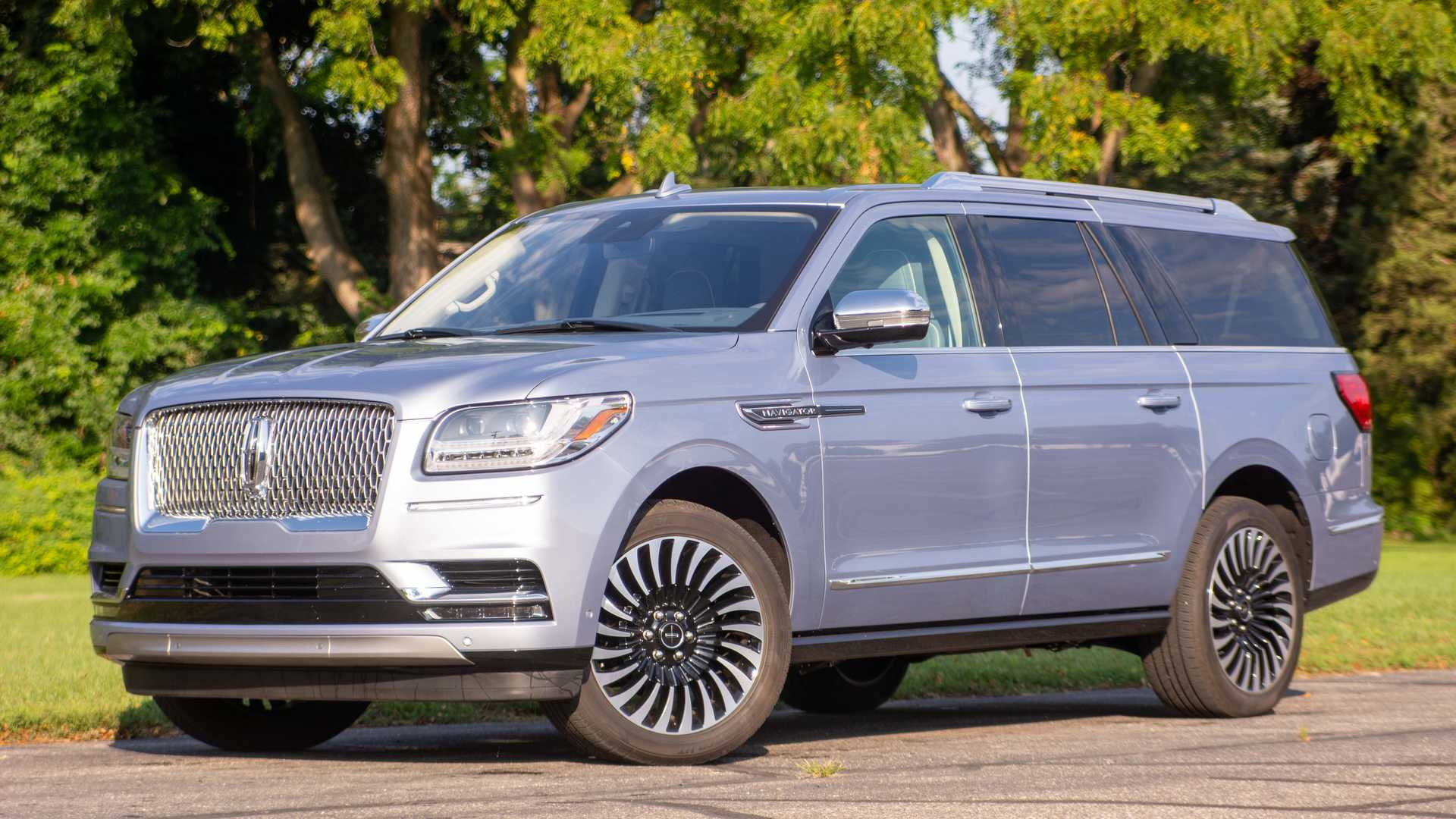 2020 Lincoln Navigator Black Label Review Large And In Charge For Now