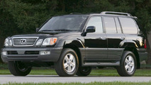 2007 Lexus LX 470 Limited Edition