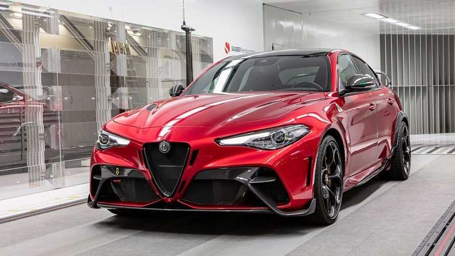 Hot Alfa Romeos get F1 treatment