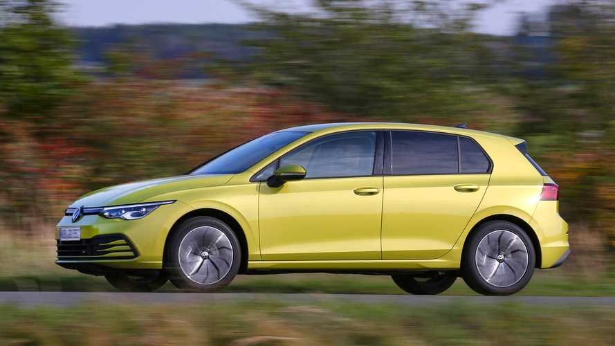 VW Golf TGI Debuts With 130-HP Natural Gas Engine