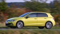 VW Golf 8 TGI (2021): Erneut mit Erdgas