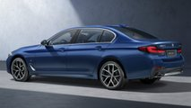 2021 BMW 5 Series facelift (China Spec)