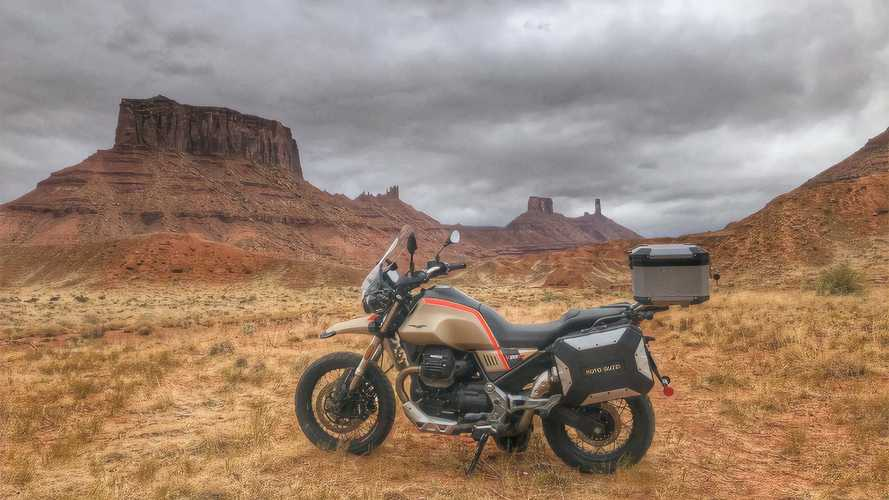 "Moto Guzzi Announces ""Spirit Of The Eagle"" Contest Winners"