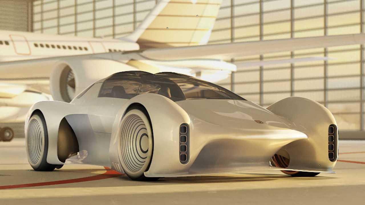 Porsche Project 411 Concept