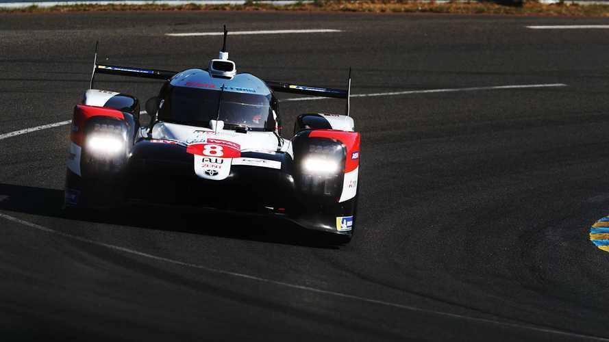 LIVE - Suivez les 24 Heures du Mans en direct