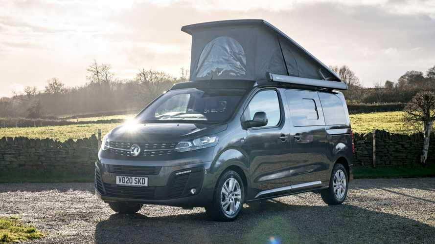 Ford's Nugget gets new rival in latest Vauxhall Vivaro camper