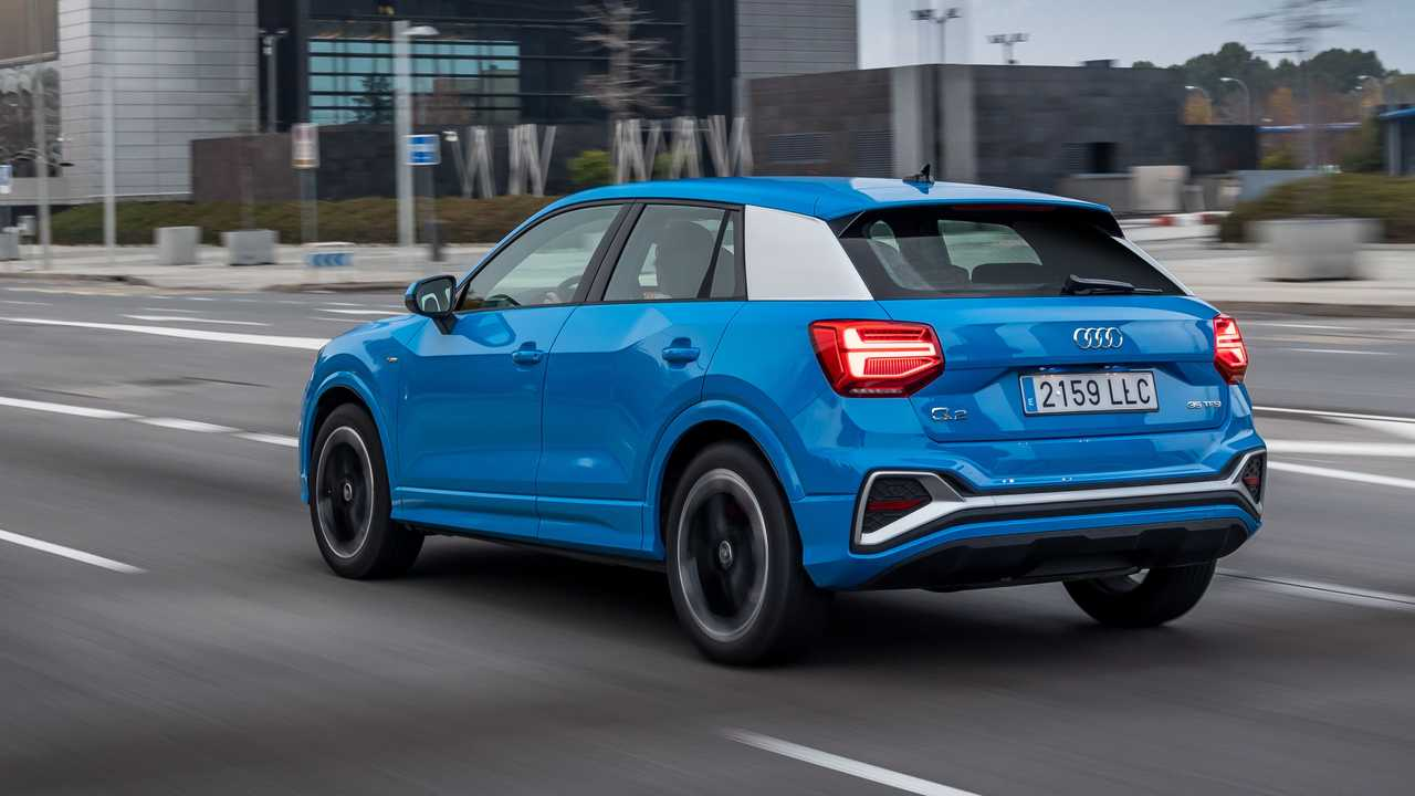 Audi Q2 2021, primera prueba