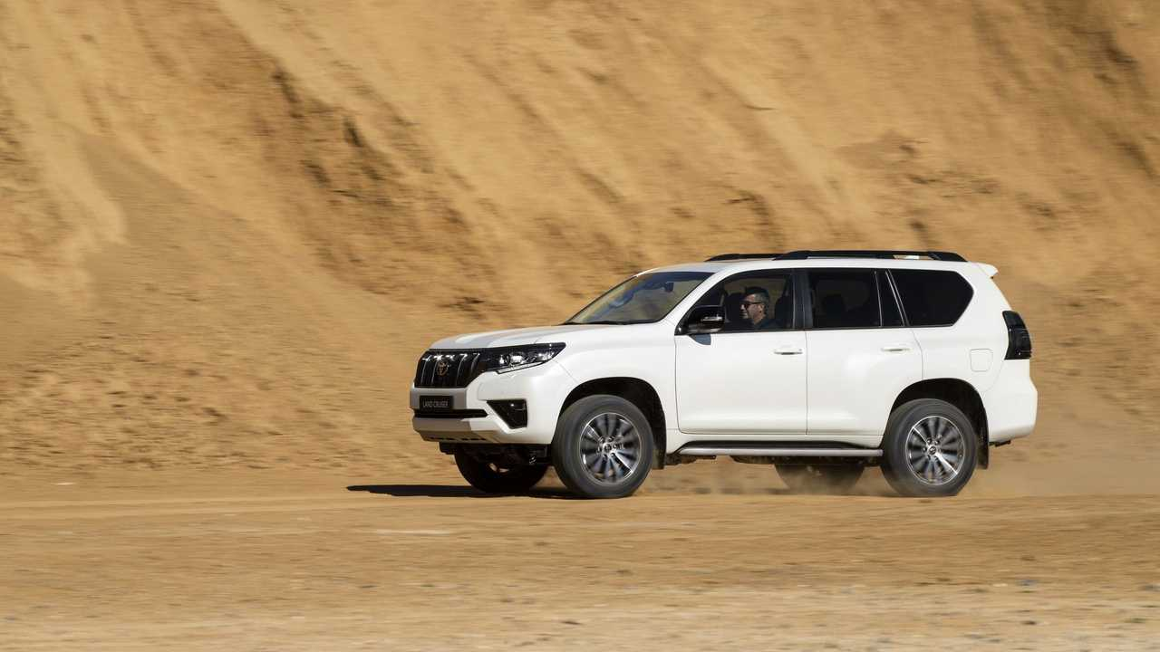 Toyota Land Cruiser mi 2021