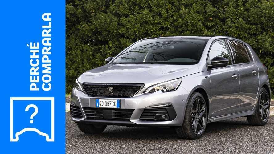 Peugeot 308, perché comprarla e perché no