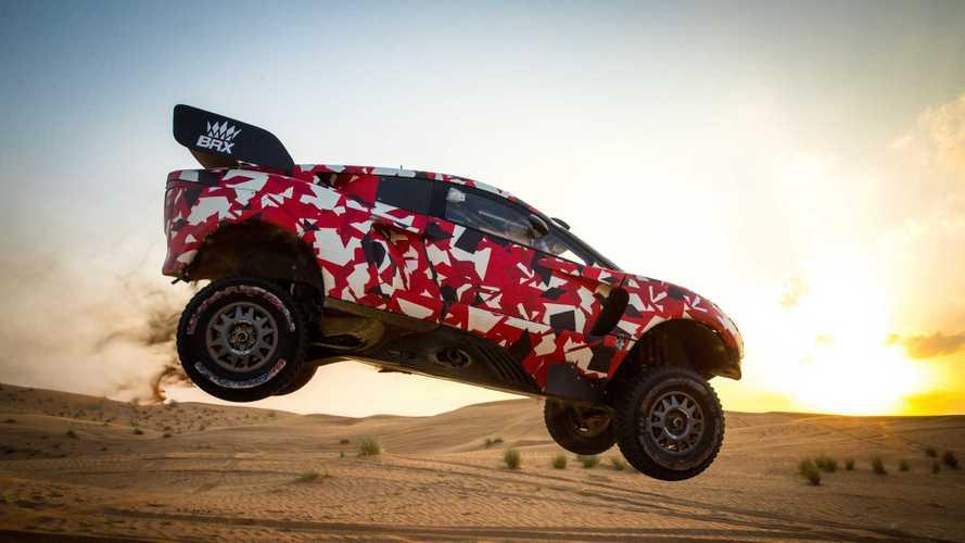 BRX Hunter Dakar Rally Car Combines Ford Power With Ian Callum Design