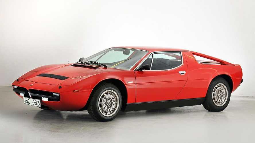 Maserati Merak, el primo lejano del MC20