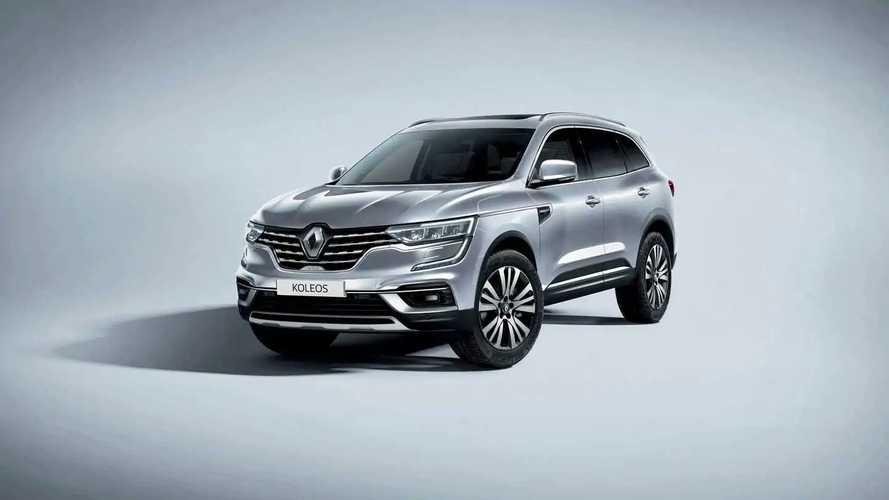 Renault Koleos (2021)