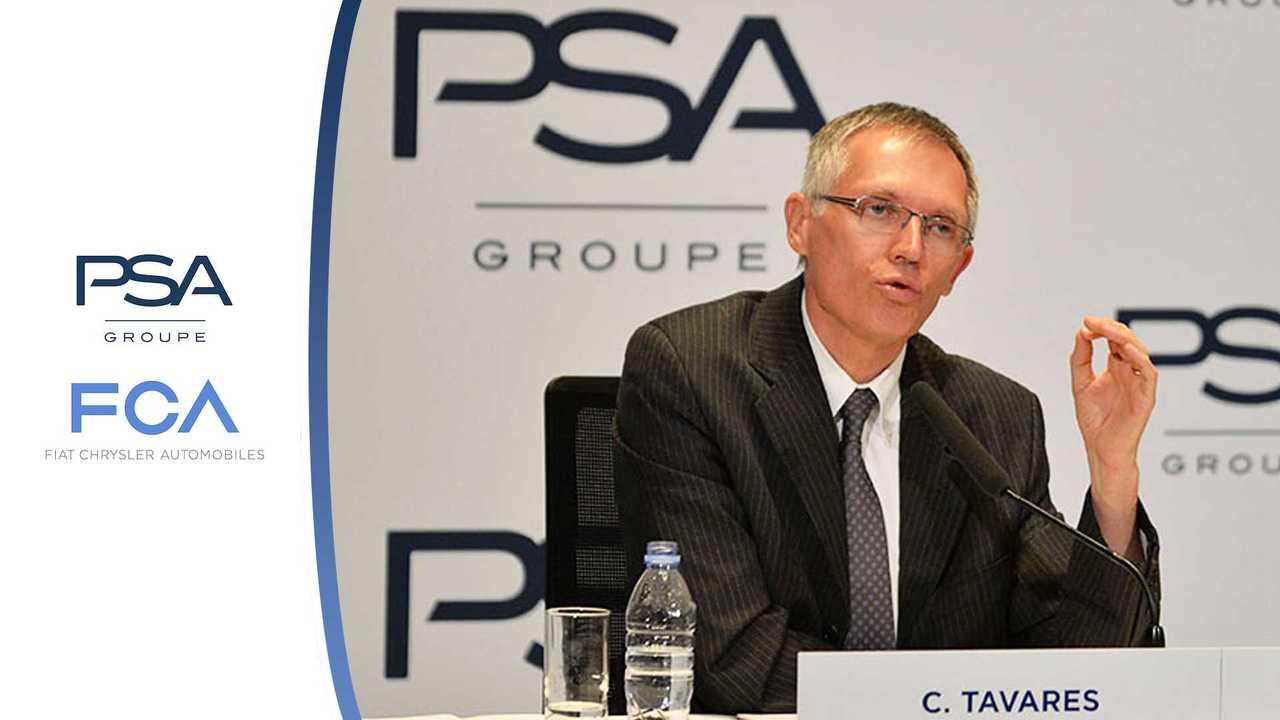 FCA-PSA, Carlos Tavares