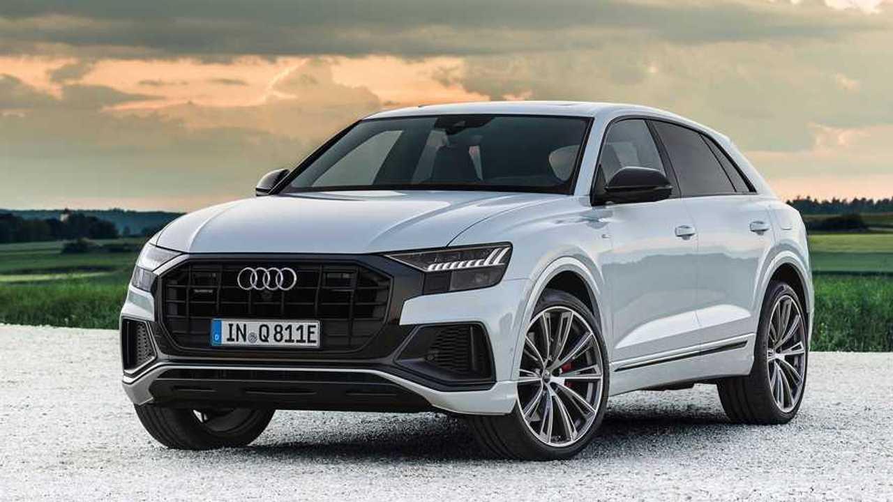 Audi Q8 TFSIe quattro PHEV