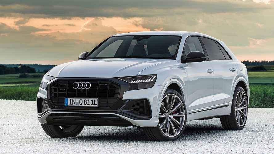 Enormous Audi Q8 plug-in hybrid comes in at just under £74k