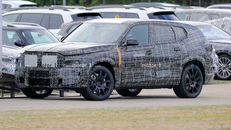 «Проект Рокстар» BMW станет 750-сильным гибридом X8 M