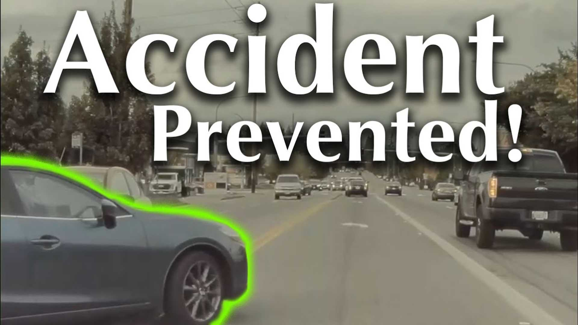 Tesla driver shares video of Autopilot preventing a crash