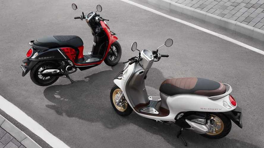 Generasi ke-15 Honda Scoopy Meluncur dengan Sejumlah Perubahan