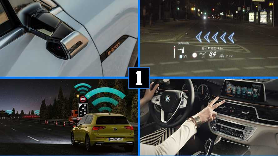 Diaporama - 10 équipements qui seront bientôt sur toutes nos voitures