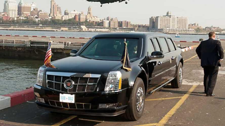 Presiden Joe Biden Masih Pakai The Beast Lama, Secret Service Bungkam