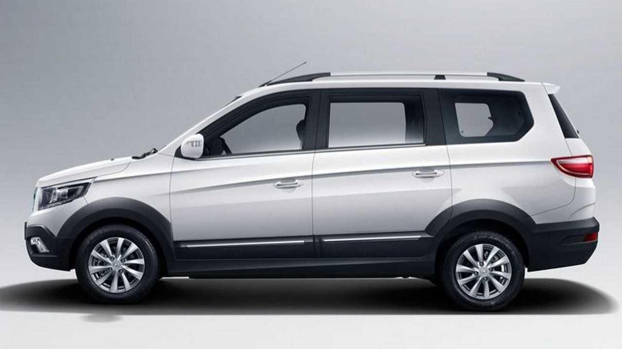 Keyton EX7 minivan elétrica (3)
