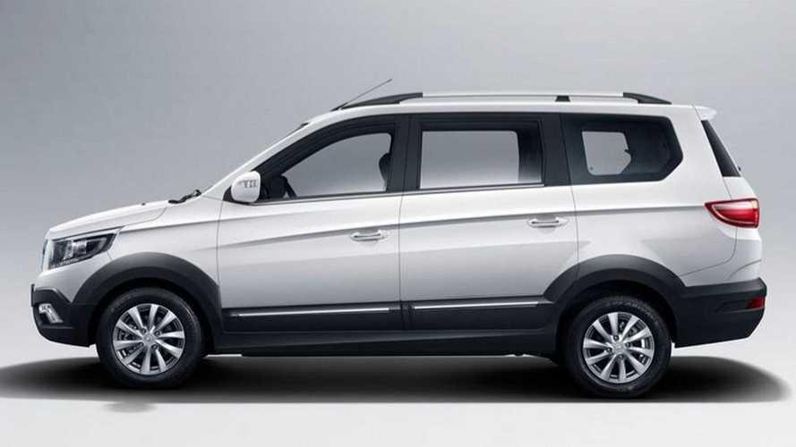 Keyton EX7: minivan 100% elétrica para 7 ocupantes estreia no Brasil