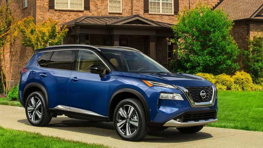 2021 Nissan Rogue Gets Three-Cylinder Power As Part Of Pilot Program