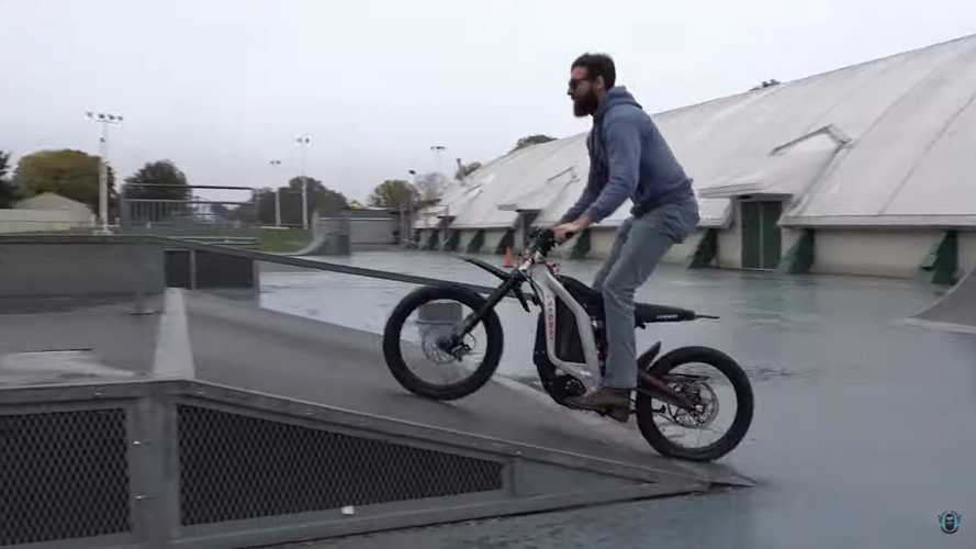 Is The Segway Dirt eBike A Motorcycle Or Bicycle?