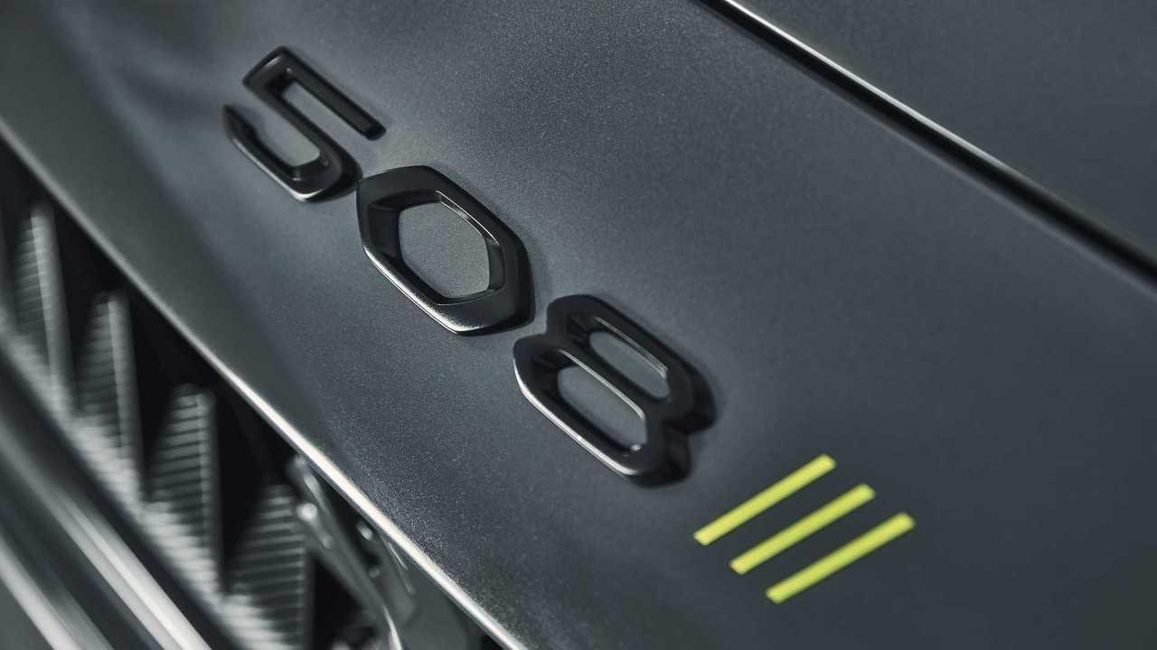 Estreno de la nueva identidad de Peugeot Sport