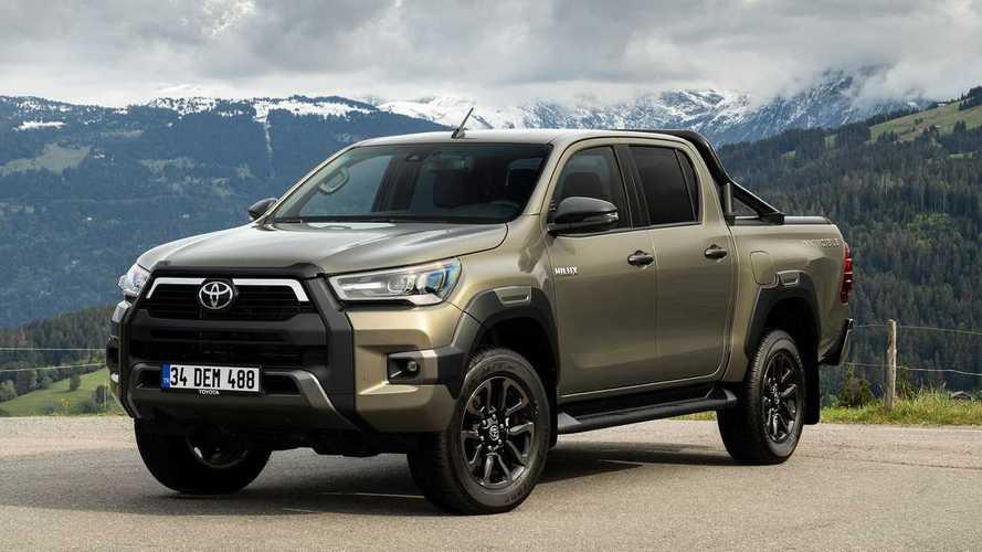 Toyota Hilux 2021 chega à Europa com ESP reprogramado pela segunda vez