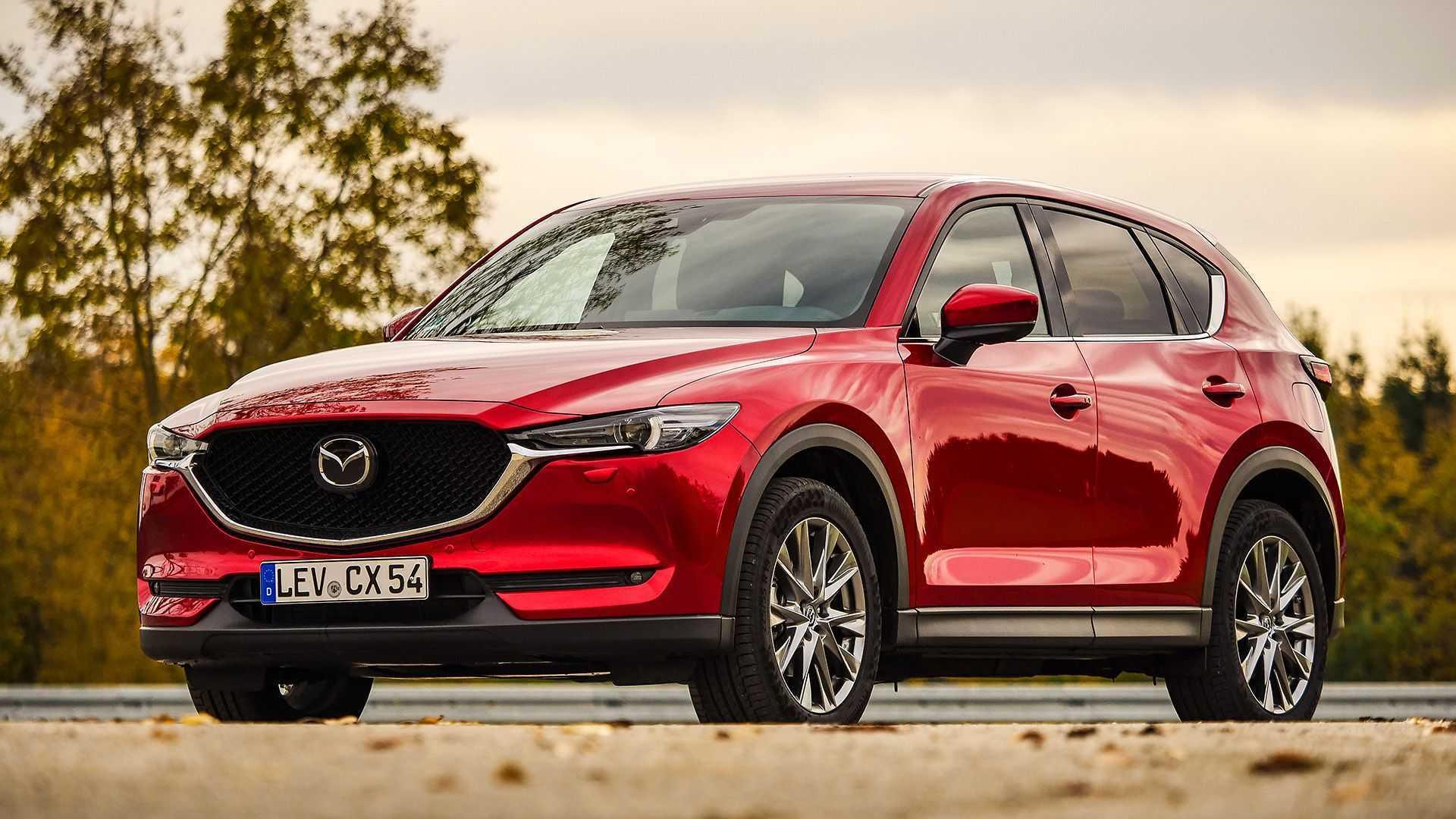 Neuer Mazda Cx 5 Soll Premium Werden 6 Zylinder Kriegen