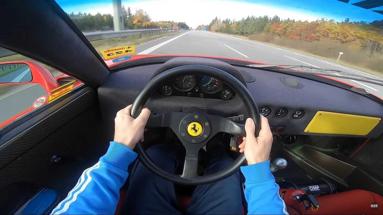 Ferrari F40 Autobahn