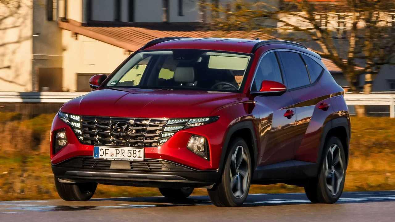 Hyundai Tucson 2021 - Avaliação
