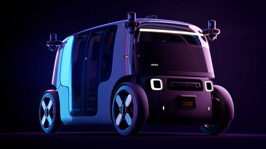 Zoox Unveils Autonomous, Fully-Functional Taxi Of The Future