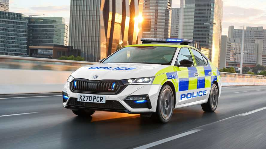 Skoda Announces Fleet Of PHEVs For UK's Emergency Service Vehicles