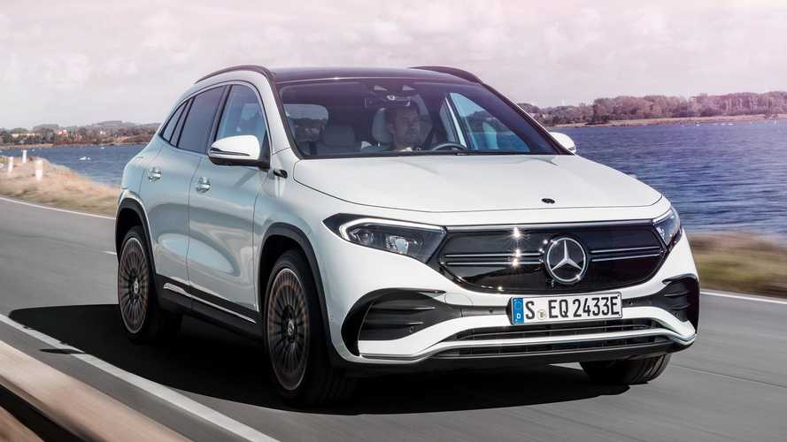 New Mercedes-Benz EQA electric SUV comes in at just over £40k