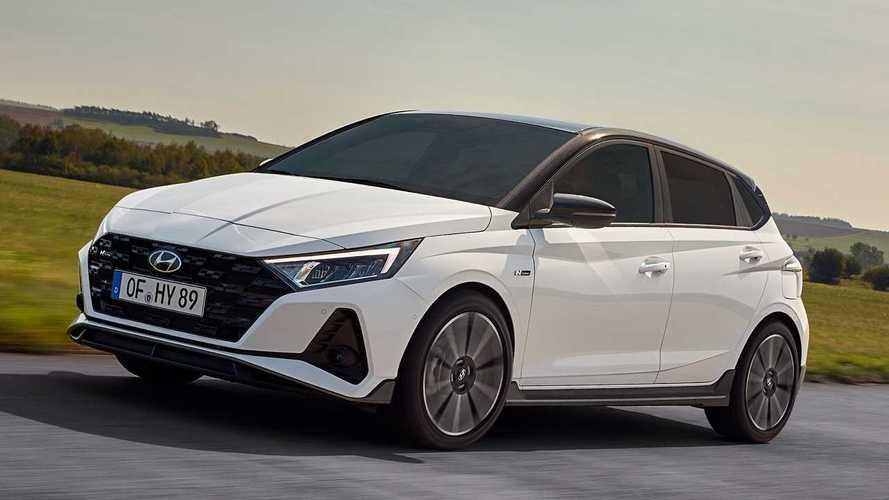 La Hyundai i20 maintenant disponible avec un accastillage sportif