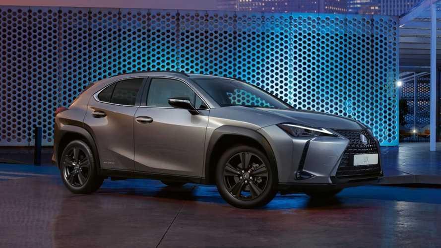 Lexus UX SUV gets £33,000 Premium Sport Edition for 2021