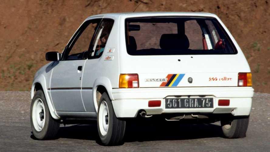 Peugeot 205 Rallye: la alternativa lúdica al GTi
