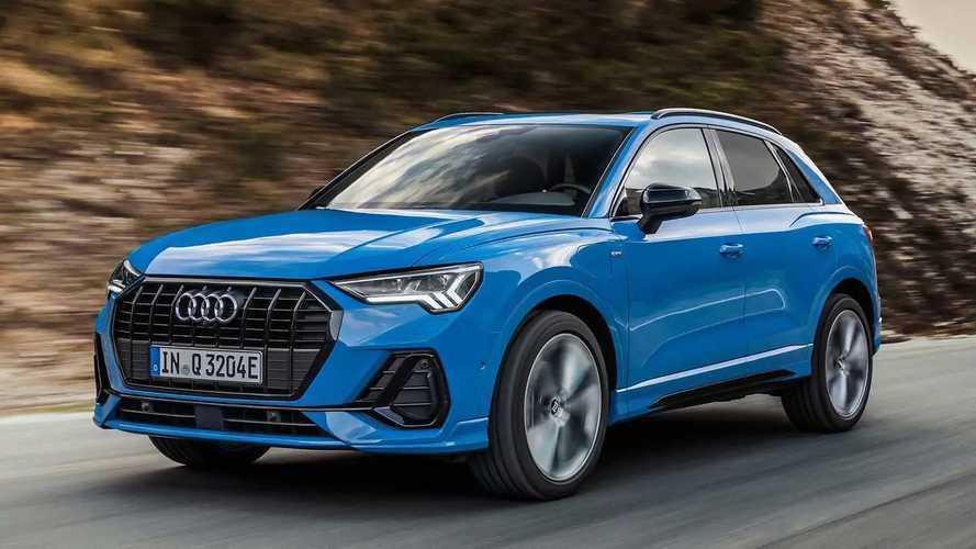 Audi Q3 45 TFSIe 2021