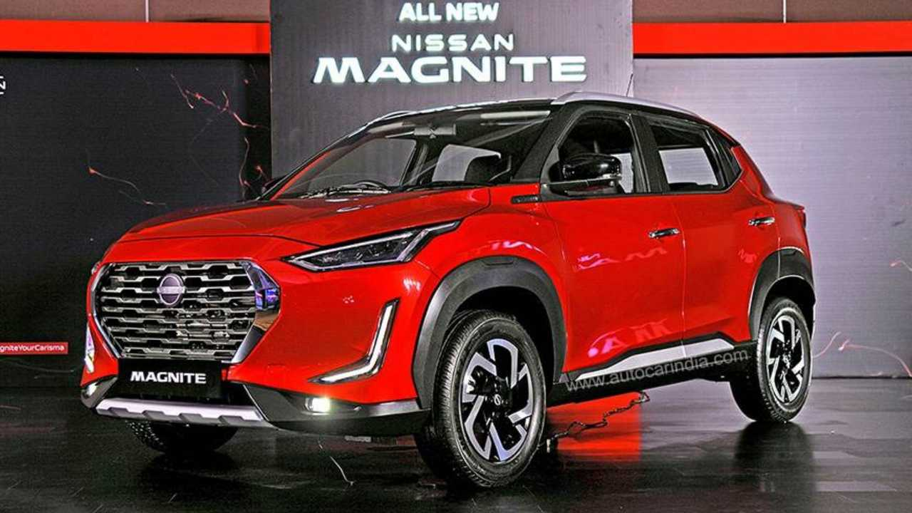 Nissan Magnite - Ao Vivo